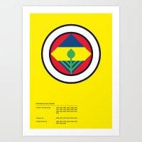 Fenerbahçe Art Print