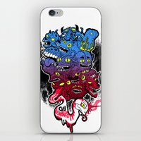 B E A S T S iPhone & iPod Skin