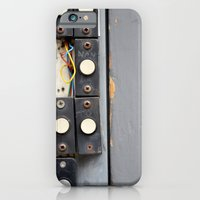 iPhone & iPod Case featuring Doorbells by Marieken