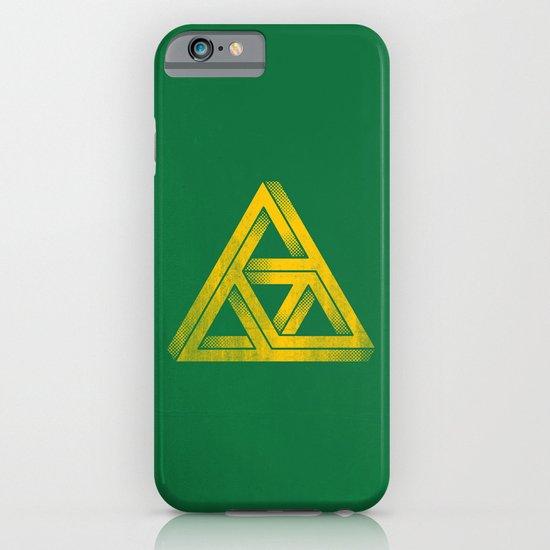 Penrose Triforce iPhone & iPod Case
