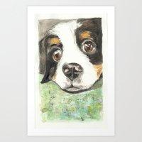 Murphy Art Print