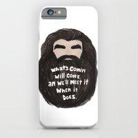 An' We'll Meet It iPhone 6 Slim Case