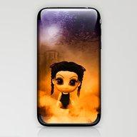 Chibigirl Wednesdays Hau… iPhone & iPod Skin