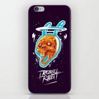 Electric Rabbit iPhone & iPod Skin