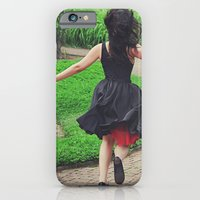 iPhone & iPod Case featuring running free by Davi Ozolin