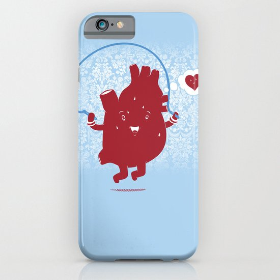 Cardio Ambition iPhone & iPod Case