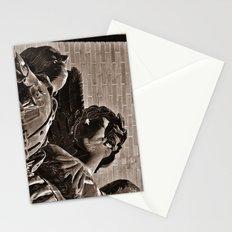 the grace Stationery Cards