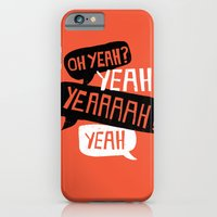 iPhone Cases featuring The Courage Of Your Convictions by NOT MY TYPE