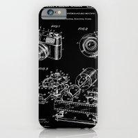 Camera Patent 1963 - Black iPhone 6 Slim Case