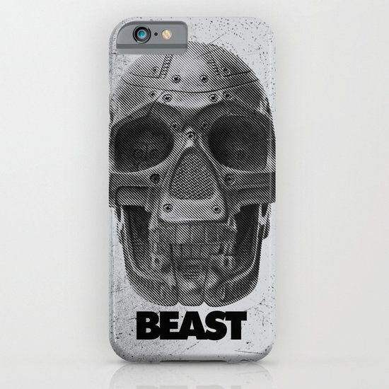 RoboSkull iPhone & iPod Case