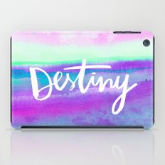 Destiny [Collaboration with Jacqueline Maldonado] iPad Case