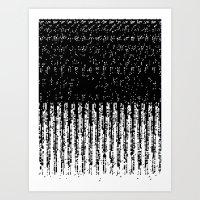 (Re)bar Art Print