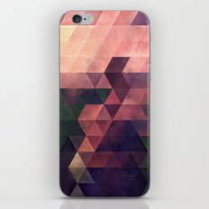 fyt yrms iPhone & iPod Skin