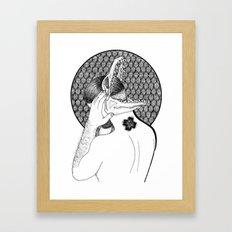 Rubén Rodriguez  Framed Art Print