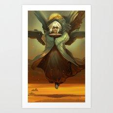 Magi Art Print