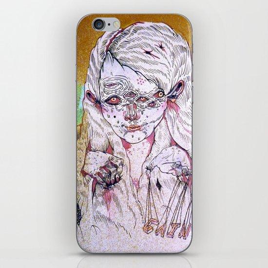 g a i n iPhone & iPod Skin
