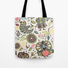 Woodland Tote Bag