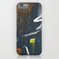 see the sky about to rain iPhone 6 Slim Case