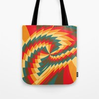 Half Circle (Available in the Society 6 Shop!) Tote Bag