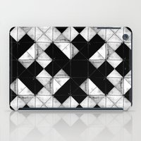 Marbled Tile iPad Case