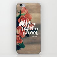 All Things Work Together… iPhone & iPod Skin