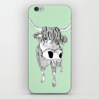 Highland iPhone & iPod Skin