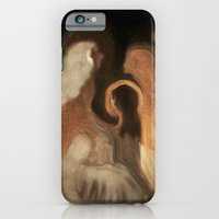 Little Family Of Angels, Abstract, by Sherriofpalmsprings iPhone 6 Slim Case