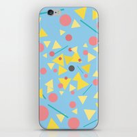 Chaos around you iPhone & iPod Skin