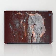 DARK ELEPHANT iPad Case