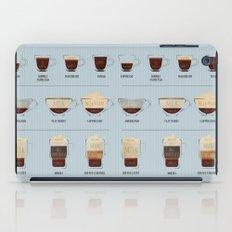 Coffee Lover iPad Case