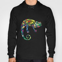 Animal Mosaic - The Cham… Hoody