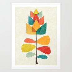 Spring Time Memory Art Print