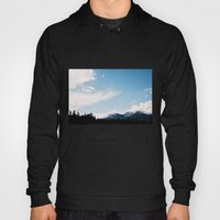 Clouds over the Mountains Hoody