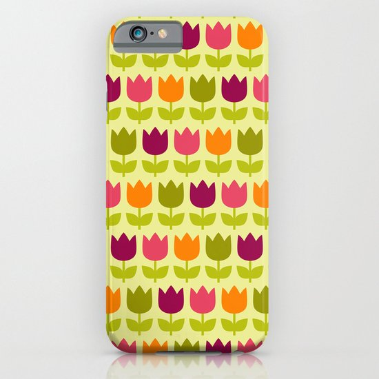Flower Patch iPhone & iPod Case