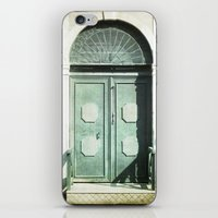 The Door - Venice iPhone & iPod Skin
