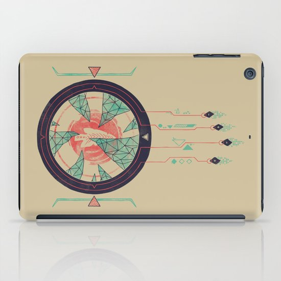 Digital Catcher iPad Case