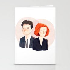 Always Seek The Truth Stationery Cards