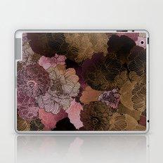 FLORAL PINKS Laptop & iPad Skin