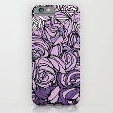 String Bouquet - Lavender iPhone 6 Slim Case