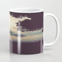 Overcast Bay  Mug