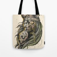 The Viking Tote Bag