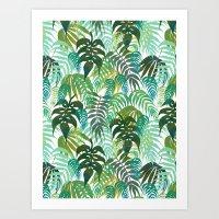 LOST - In The Jungle Art Print