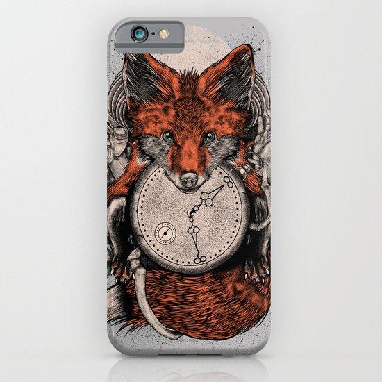 Chaos Fox iPhone & iPod Case