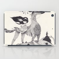 le souffle iPad Case