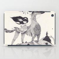 Le Souffle iPad Case