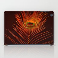 Red Plume  iPad Case