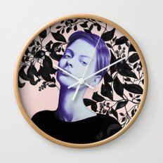 HIDING PLACE Wall Clock