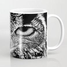 My Eyes Have Seen You (Owl) Mug