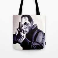 Peter Washington Tote Bag