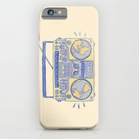 iPhone & iPod Case featuring Make The World Dance by Alex Solis